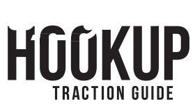 Woody's Hookup Traction Guide logo