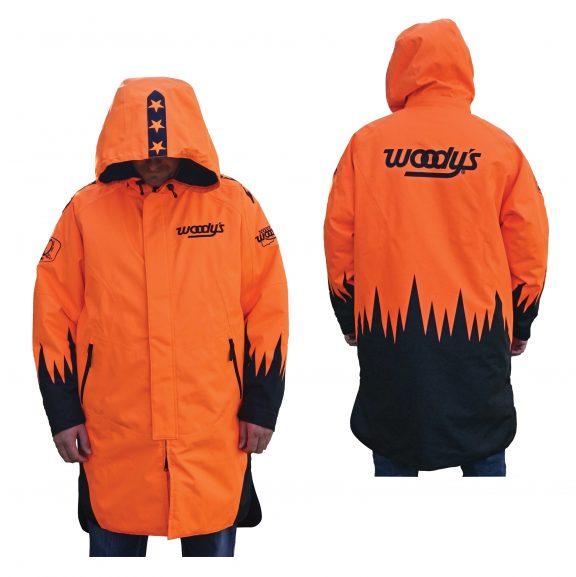 50th Pit Coat